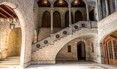 Sternalia ofereix visites guiades al Palau de la Balmesiana fins al desembre del 2021
