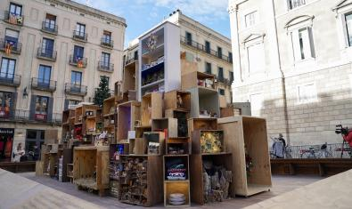 Pessebre Plaça Sant Jaume