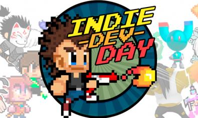 Imagen del Indie Dev Day