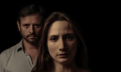 Celia Baeza i David Font, intèrprets d''Inèrcia'