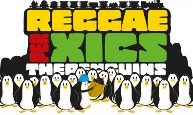 Els pingüins de Reggae per Xics.