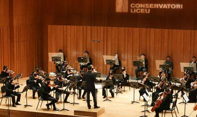 Cycle of concerts 'Liceu Jove'