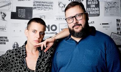 Clara Peya i Marc Rosich
