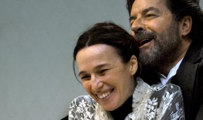 Ariadna Gil y Abel Folk en 'Jane Eyre'