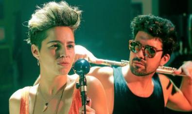 El duet Jansky, un dels participants al festival