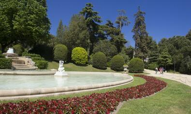 Gardens of the Pedralbes Palace