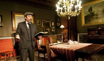 Jep Barceló caracteritzat de Joan Maragall