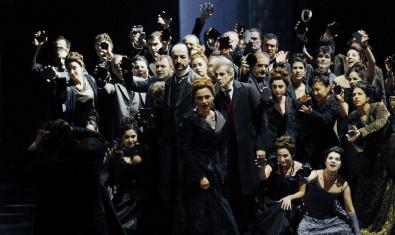 'The tales of Hoffmann' at the Gran Teatre del Liceu until February 1