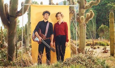 Guillem Rodrígez y Maria Casellas son 'Johnny & Vienna'