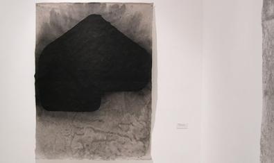Una de las piezas de Martoranno expuestas en la galería