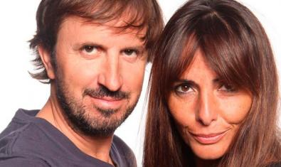 Jordi Ríos y Mònica Pérez