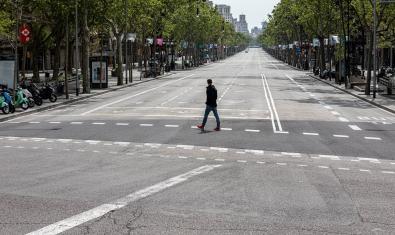 Fotografia de Jordi Borràs, 'Catalunya any 0'