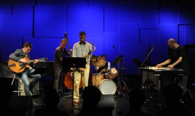 Jorge Rossy Vibes Quintet