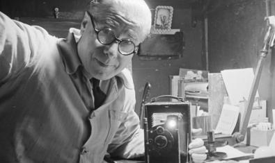 'Josep Coté, fotògraf a bord'