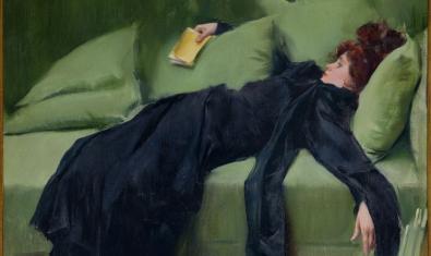'Jove decadent', de Ramon Casas