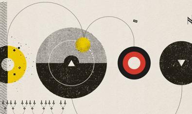 Cartell creat per l'artista Júlia Rubio i inspirat en un tractat científic del segle disset