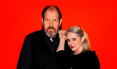 Josep Maria Pou i Vicky Peña