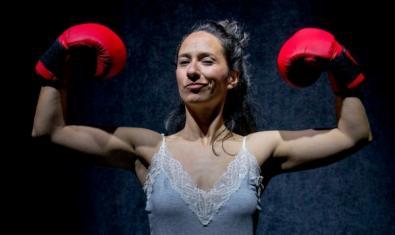 Karen Gutiérrez en 'Pijames'