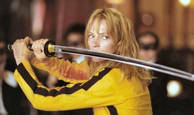 Un fotograma de 'Kill Bill: Volume 1'