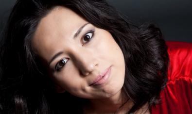 The mezzo-soprano Kimiyo Nakako, who will perform in the Reial Acadèmia on 14 April