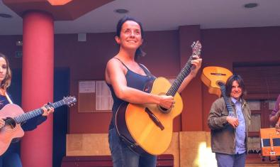 Les Kol·lontai ofrecerá un repertorio de canciones feministas