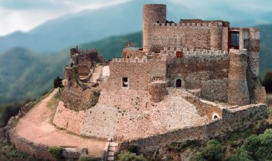 'El esplendor de los castillos medievales catalanes'