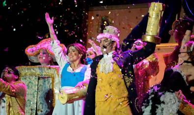 'La Bella y la Bestia, el musical'