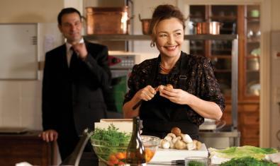 Fotograma de 'La cocinera del presidente'