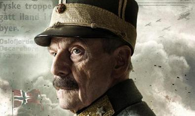 Imagen del cartel de la película 'La decisión del rey'