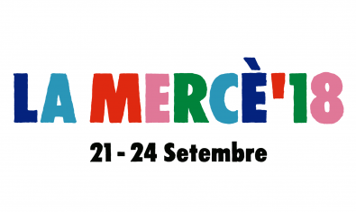 Cartel de la Mercè 2018