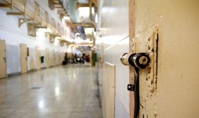 Detalle del interior de la cárcel Modelo