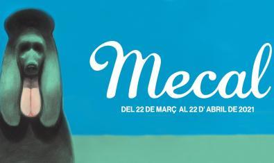 Cartell del Mecal Pro 2021, de Guillaume Pinard