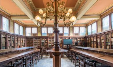 La Biblioteca Pública Arús celebra 125 anys