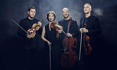 The Casals Quartet co-organizes this project with L'Auditori