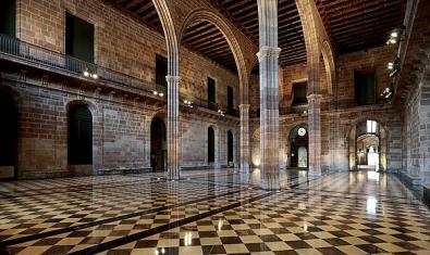 La Casa Llotja de Mar de Barcelona ofereix visites guiades