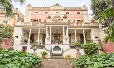 Guided visits to Casa Rocamora of Casas Singulares