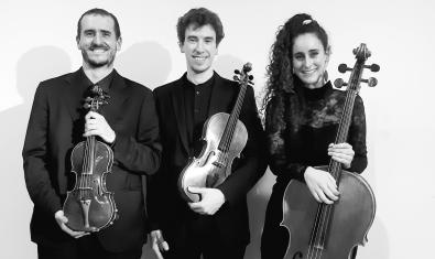 El Trio Leváre tocarà el 25 de febrer