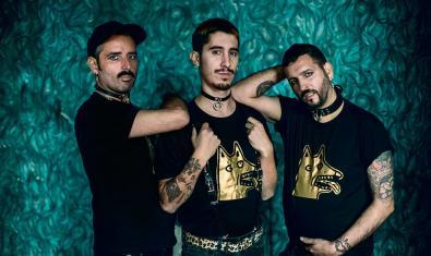 Las Bajas Pasiones tanquen la setmana presentant nou disc