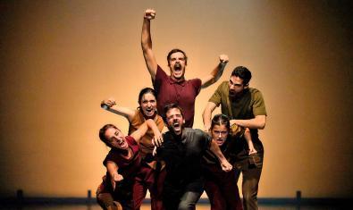 La Cia. Lava obrirà el Festival Dansat