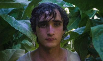 Film frame from Happy as Lazzaro directed by Alice Rohrwacher
