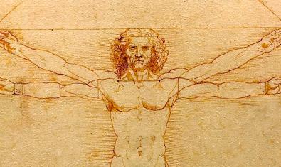 L'home de Vitruvi