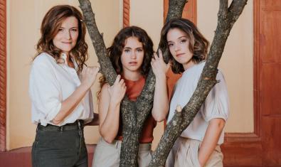 'Les tres germanes', de Julio Manrique, a partir del 10 de diciembre en el Teatre Lliure