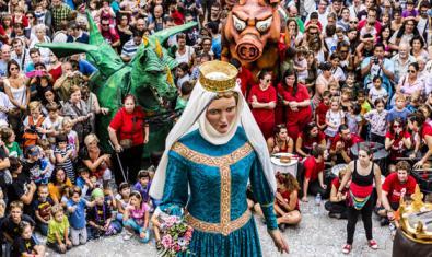 Festa Major de les Corts