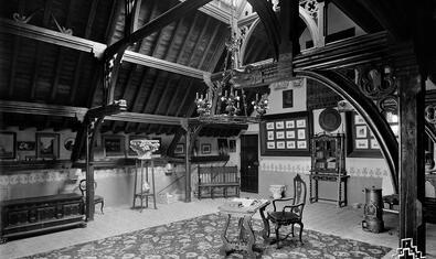 Visita guiada a la Casa Amatller i a l'estudi fotogràfic d'Antoni Amatller amb Cases Singulars