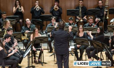 Banda Simfònica del Conservatori del Liceu