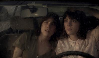 Bruna Cusí y Vicky Luengo, las dos actrices de la obra '#Lifespoiler'