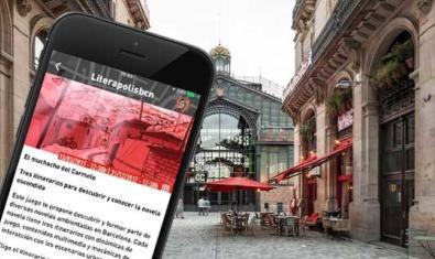 Literapolis BCN és una gimcana literària per la ciutat de Barcelona