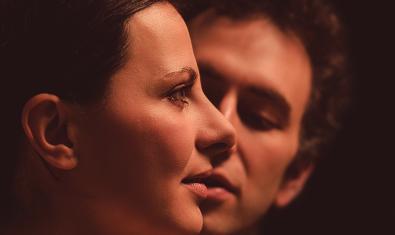 Manuela de Meo y Pietro Traldi en 'Lontano Blu'
