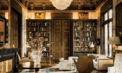 Una imagen de la Sala Library donde se representa el montaje teatral