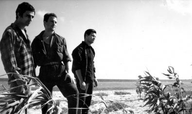 Fotograma de 'Los atracadores', de Francisco Rovira Meleta